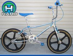Haro Freestyler - Bmx Bikes - Ideas of Bmx Bikes - Haro Freestyler Bicycle Decor, Bmx Bicycle, Cycling Bikes, Haro Bmx, Haro Bikes, Skyway Bmx, Bmx Bandits, Vintage Bmx Bikes, Bmx Racing