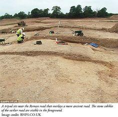 British Pre-Roman Roads Lead to Genesis