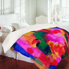 Amy Sia Spirit 1 Duvet Cover