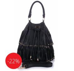 A może modny plecaczek z boho frędzlami? <3 Tylko teraz kupicie go o 22% taniej!  http://panitorbalska.redcart.pl/p/76/5434/modna-torebka-damska-david-jones-w-fredzle-czarna-torebki-damskie.html