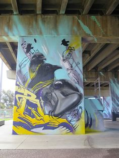 port melbourne underpass | LAND OF SUNSHINE
