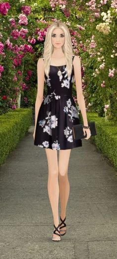 Covet : tea garden #dresscode