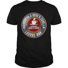 Get yours awesome Scotty & bone's Cove Lounge Bar Coolest T Shirt Shirts & Hoodies.  #gift, #idea, #photo, #image, #hoodie, #shirt, #christmas