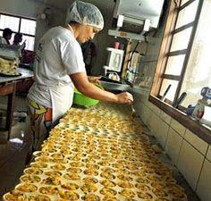Na Cozinha da Margô: Empadinhas de Frango de Paracatu