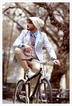 자전거패션