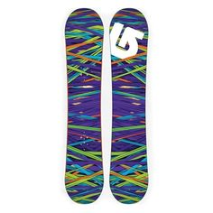 Burton Women's Social Snowboard '13  --> Great colors and design!!