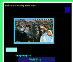 Backyard Wrestling Video Games 155452 - The Best Image Search