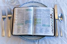 feast upon the word of god