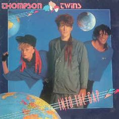 This is Thompson Twins Into The Gap vinyl record album. The pictures are of the album cover. It is recorded on Arista Record Label in There ar I Love Music, Good Music, Musica 80s, Lp Vinyl, Vinyl Records, Pop Internacional, Thompson Twins, Rock & Pop, Pochette Album