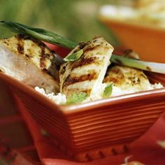Sizzlin' Grilled Chicken Recipes | Diabetic Living Online
