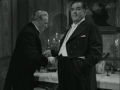 som godsindspektør Sejersen,  i Hejrenæs fra 1953. (her sammen med Johannes Meyer)