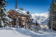 Chalet Maria is in a fantastic location close to the K2 Hotel. 250m from the Cospillot piste and 300m from the centre of 1850.  http://www.ultimateluxurychalets.com/luxury-chalet-maria-courchevel-1850