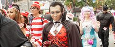 Want a taste of what it's like on Halloween in Japan? See how the Japanese people have put their own twist on this American holiday.
