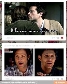 yes Cas please