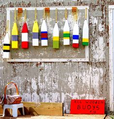 Lobster buoys for sale