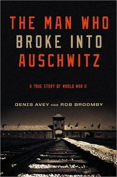 The incredible true story of a British POW who, after hearing the horror stories to come from Auschwitz, made friends with a Jewish prisoner and they switched places...not once, but TWICE!  It's a fantastic read!
