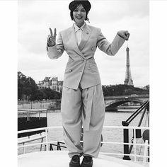 💌🇫🇷 Postcard from Paris 🇫🇷💌 for @marieclaireitalia  by @stefanogaluzzistudio #professionaltourist #eiffeltower