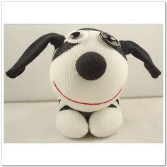Super sock monkey has the cutest sock doggies I've seen so far. Toddler Christmas Gifts, Handmade Christmas Gifts, Christmas Dog, Pet Toys, Baby Toys, Toddler Toys, Diy Sock Toys, Crochet Monsters, Sock Dolls