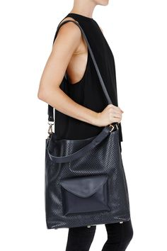 sass & bide | CLASSICALLY MOMENTOUS - black | accoutrement | bags | sass & bide