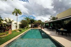 Piscina -  Jardim casa Rondonópolis (Foto: Divulgação)