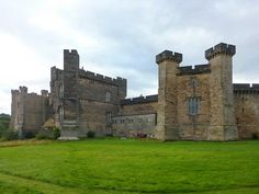 Brancepeth Castle, Northumberland. Been here many times for the wonderful craft fairs. The castle is fantastic inside