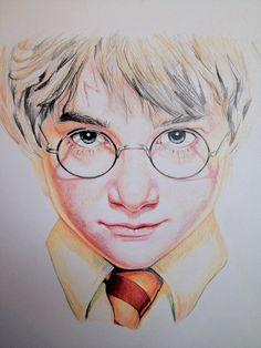 Harry Potter by Sampl3dBeans.deviantart.com
