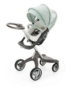 Stokke® Stroller Summer Kit keeps your baby cool!