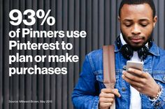 Have you considered usingPinterestas part of your social media marketing outreach? The platform's released some new stats on how Pinners use the platform in their purchase journeys - and they may inspire you to take another look.