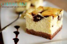 Cheesecake cu ciocolata (cea mai simpla reteta) - Retete culinare by Teo's Kitchen