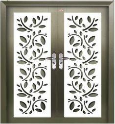 You will get CNC vector file for this design Jalli Design, Gate Design, Modern Design, Plant Design, Double Door Design, Main Door Design, Glass Door Knobs, Glass Front Door, Wooden Door Design