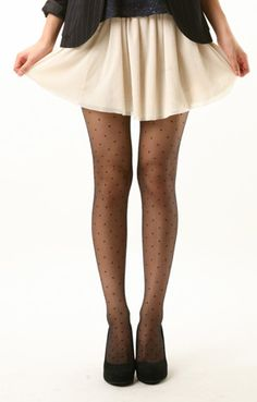 Need. || from $9.50 @amazon http://www.amazon.com/French-Polka-Dot-Tights-Pantyhose/dp/B009E8F6O4/ref=sr_1_3?ie=UTF8=1361515126=8-3=polka+dot+tights or @bonanza http://www.bonanza.com/listings/French-Polka-Dot-Tights-Pantyhose/101320641