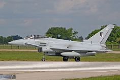 Eurofighter Typhoon II F3 ZJ930. Tyfie of 17 sqn, first to have flown on the aircraft (2003-2013)