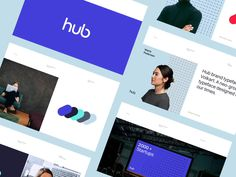 TheHub - Brand Guidelines by Filip Justić