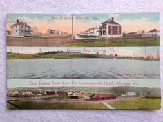 https://www.ebay.com/itm/Altavista-VA-Broad-St-Reservoir-Dam-Commonwealth-Hotel-Unposted-W-E-Burgess/282773348899?hash=item41d69ae223:g:~zsAAOSwh1haMzyw