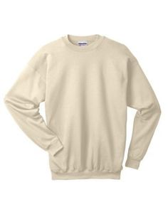 Hanes Ultimate Cotton® Crewneck Adult Big & Tall Sweatshirt, Size: 3XL, Charcoal Heather