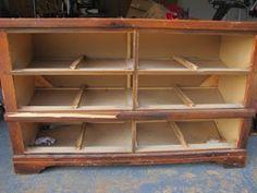 Gotta an old dresser?
