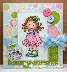 A Grand Birthday by Zacksmeema - Cards and Paper Crafts at Splitcoaststampers. Bildamarina stamps