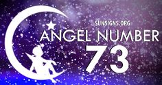 Angel number 73 meaning has an aura of divinity associated with it.