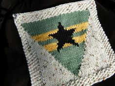 From Ravelry: free #Browncoat emblem chart #firefly