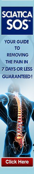 Sciatica SOS Review: Your Guide To Eliminating Sciatica Pain In 7 Days Or Less – Guaranteed! :