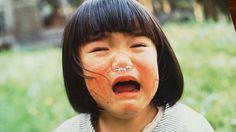 photobook by Kotori Kawashima titled 'Mirai-Chan' - translates as 'Miss Future' Funny Babies, Cute Babies, Baby Kids, Little People, We The People, Japanese Kids, Awkward Photos, Love Photos, Beautiful Children