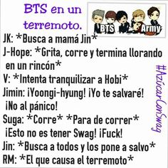 Read CAP from the story La Hermana De Omma Jin [SUGA Y TU] by with reads. Bts Memes Hilarious, Kid Memes, Bts Taehyung, Bts Bangtan Boy, Got7, Drama Memes, 19 Days, Bts And Exo, Kpop
