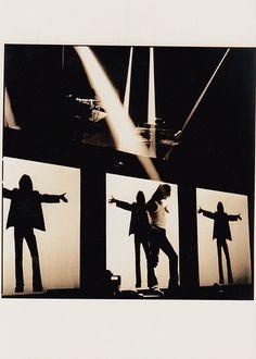 Anton Corbijn Official Depeche Mode Devotional Tour Pictures set: 1993.