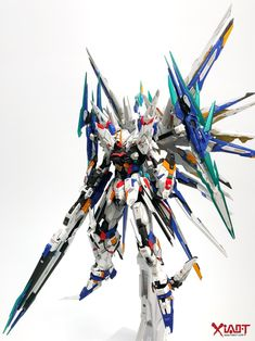 Custom Build: 1/100 Assault Freedom Gundam - Gundam Kits Collection News and Reviews