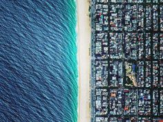 Stretching for over two miles, Ipanema Beach in Brazil is recognized as one of the most beautiful in the world. It's also one of the liveliest, with plenty of cafes, shops and games of football and volleyball to keep you busy.