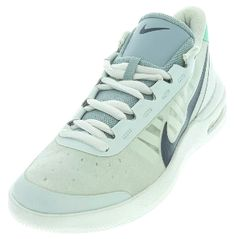 Find the latest styles at Tennis Express Nike Tennis Shoes, Sneakers Nike, Shoe Lacing Techniques, Tennis Store, Air Max Women, Types Of Shoes, Navy And White, Nike Women