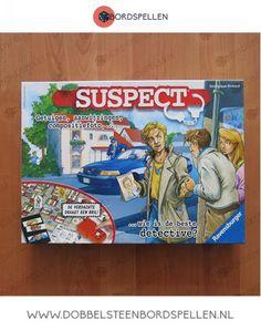 Suspect - Ravensburger