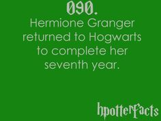 #hpotterfacts 090
