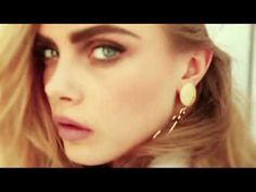 For the first time, resort collection video by Dsquared2 starring British super model Cara Delevigne   http://www.dsquared2.com