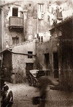 Roma Sparita - Ghetto ebraico, 1885